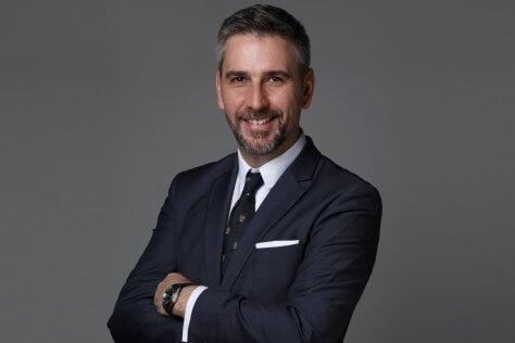 Paul Bogan, Serco Middle East