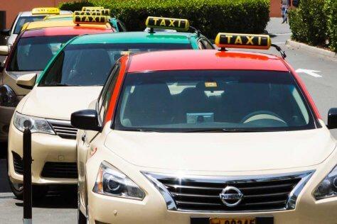 RTA taxi