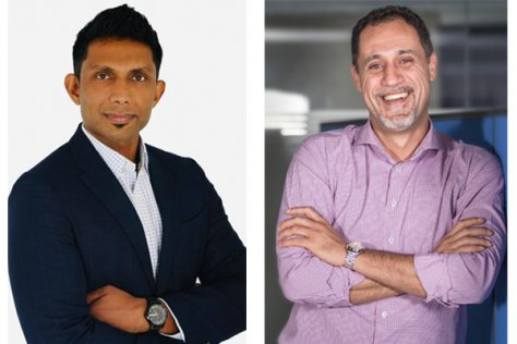 Paddy Viswanathan, C3M and Fadi AbuEkab, SCOPE Middle East, cloud control