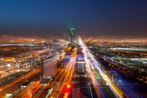 ICT Saudi Arabia