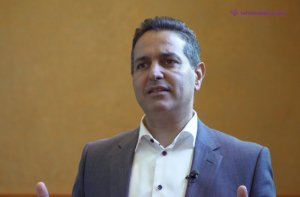 Fadi Hani, VP for MEA and Turkey, Avaya