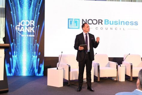 John Iossifidis, Noor Bank