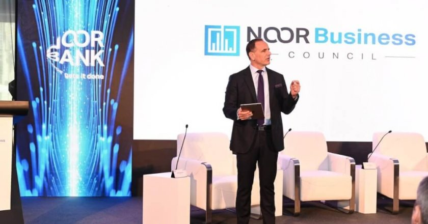John Iossifidis, Noor Bank