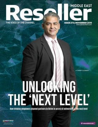 Reseller Middle East November 2019