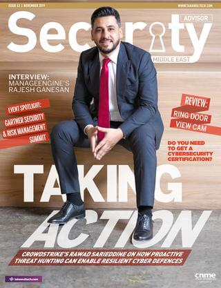 Security Advisor Middle East | Issue 43