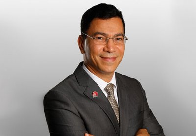 Alaa Elshimy, MD & SVP, Huawei Enterprise Business Group, Middle East.