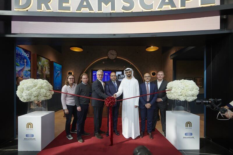 dreamscape opening