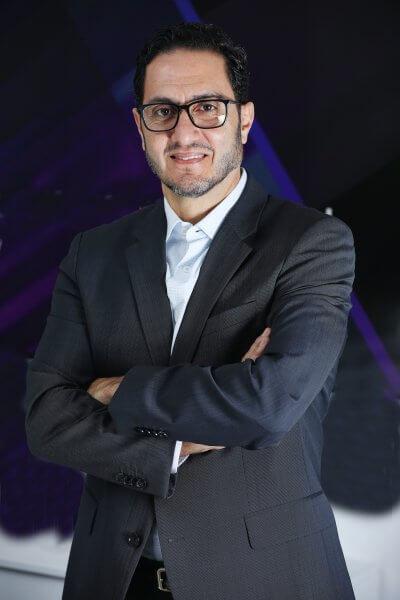 Ghazi Atallah, CEO, NXN