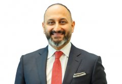 Hani Nofal, Vice President of Intelligent Network Solutions, Security and Mobility at GBM