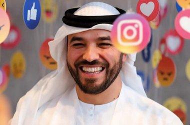 Khalid Al Ameri, Emirati content creator