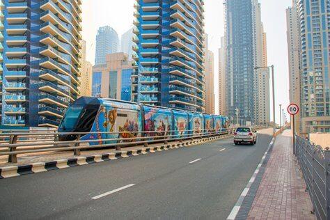 Big Data, Dubai RTA, public transport