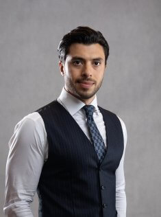 Feras Al Msaddi, CEO, fäm Properties