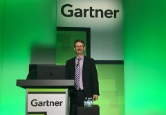 John-David Lovelock, distinguished research vice president at Gartner