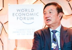 Huawei Founder and CEO, Ren Zhengfei, at Davos 2020