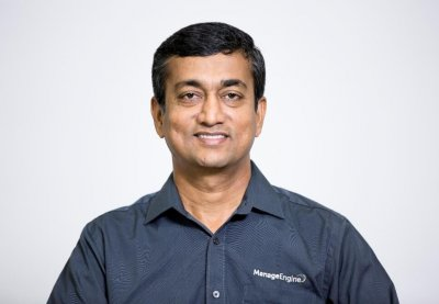 Mathivanan Venkatachalam, vice president at ManageEngine