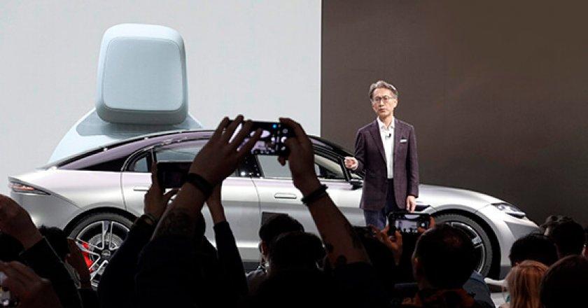 Kenichiro Yoshida, Sony