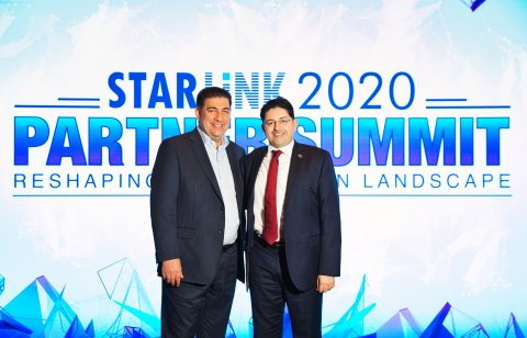 Starlink partner summit