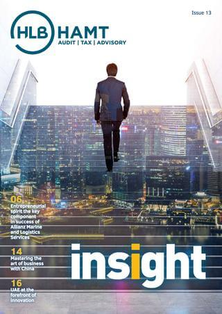 HLB Hamt - Insight Issue 13
