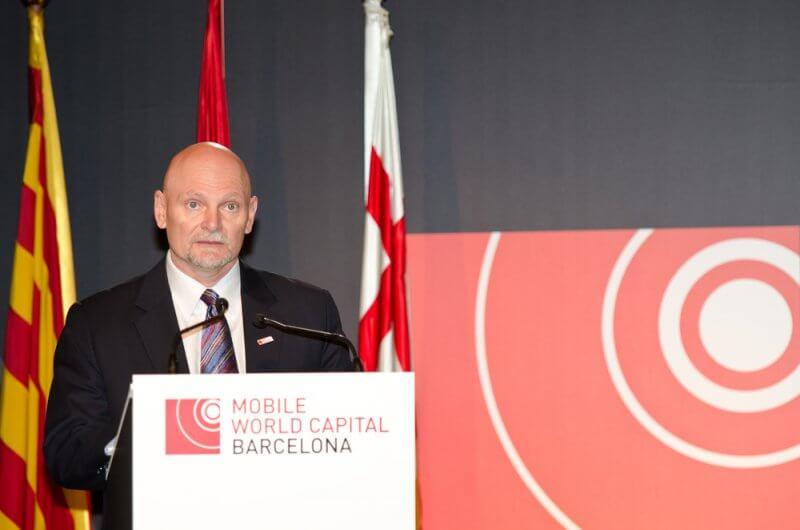 John Hoffman, CEO, GSMA