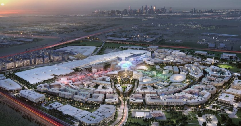 District 2020, Expo 2020
