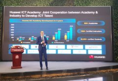 Hank Stokbroekx, Vice President of Enterprise Service, Huawei Enterprise