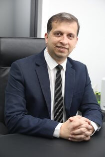Santosh Sansare, Group General Manager, Hiperdist