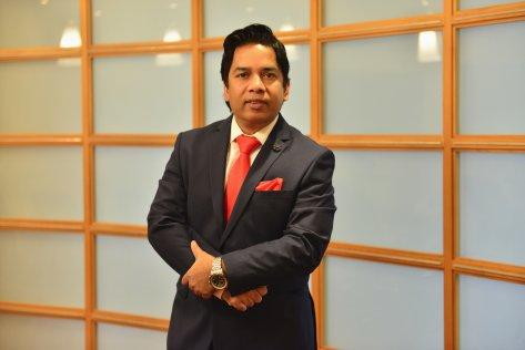 Melvin D'Souza, Vice President – Banking Financial Solutions Business Unit Head, at Raqmiyat