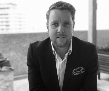 Nick Walsh, Managing Director, Geometry