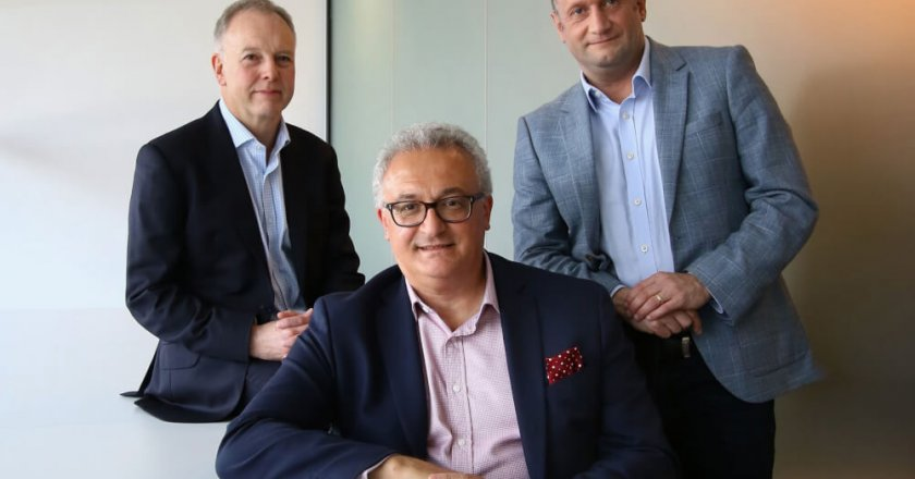 Rackspace EMEA leadership team