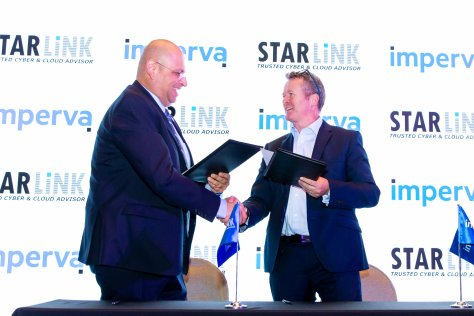 StarLink and Imperva Distribution Partnership