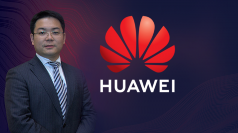 Terry He - CEO of Huawei Saudi