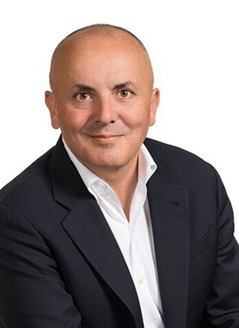 Anthony Lye, senior vice president and general manager of NetApp's Cloud Data Services business unit