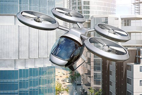 microelectronics flying cars