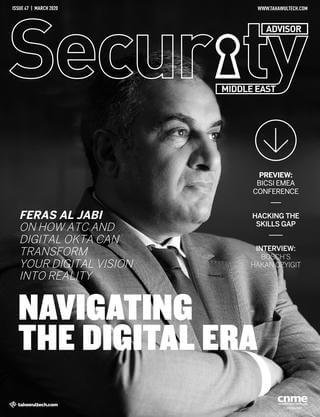 Security Advisor Middle East | Issue 47