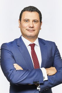 Cherif Morcos, VP of Digital Business Solutions at GBM