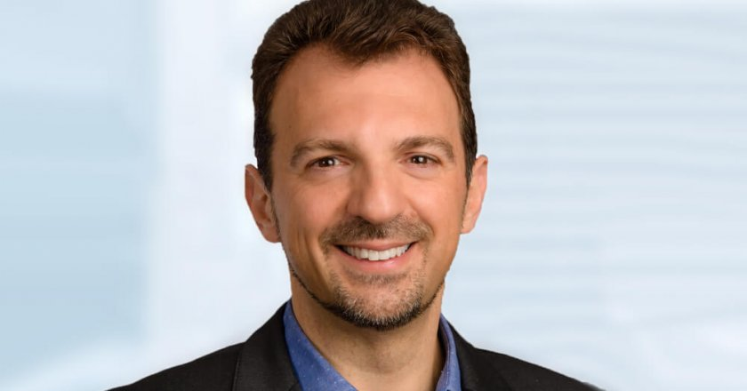 Dante Malagrinò, Chief Development Officer, Riverbed