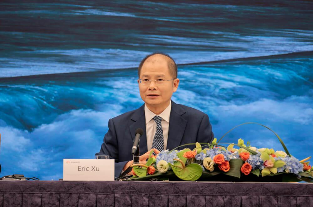 Eric Xu, Huawei's Rotating Chairman, on Huawei 2019 Annual Report