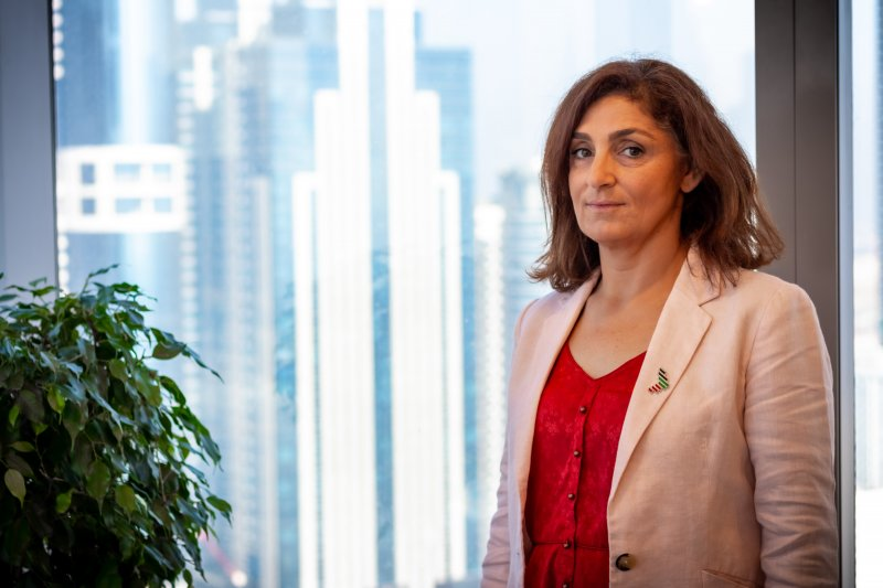 Iman Ghorayeb, Director of Marketing and Communications for EMEA & APAC regions at Avaya