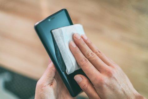 Kaspersky smartphone