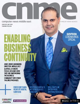 Computer News Middle East | Enabling business continuity | May 2020 | Cover