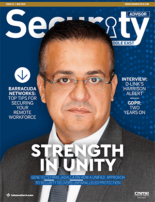 Security Advisor Middle East | Strength in unity | Issue 48 | Cover