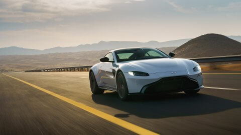 SentinelOne Aston Martin