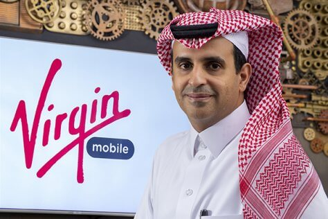 Yaarob Al Sayegh, Virgin Mobile Saudi Arabia