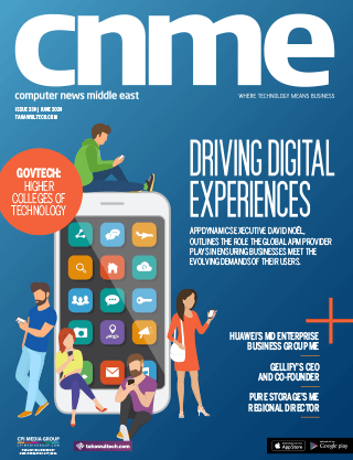 Computer News Middle East (CNME) June-July 2020 Cover | Driving digital experiences