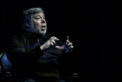 Steve Wozniak Mimecast virtual