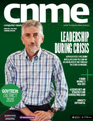 Computer News Middle East July 2020 Cover