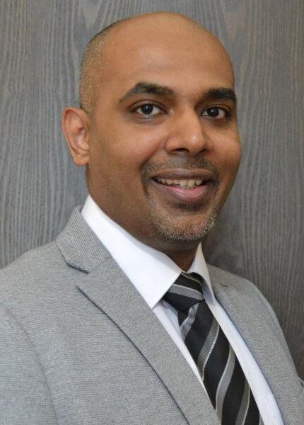 Bibin Jacob, Seagate Technology