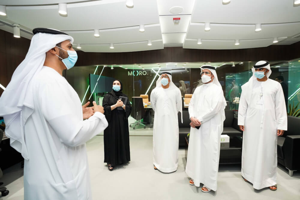 Dubai Municipality, Moro Hub discuss opportunities for joint cooperation