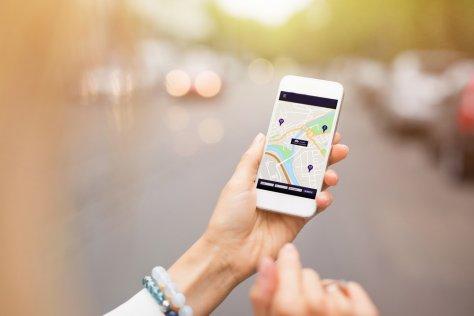 Uber Sharjah Middle East