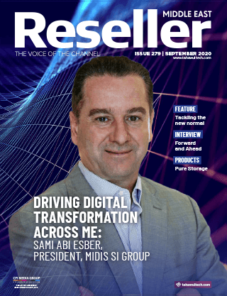 Reseller Middle East September 2020 Cover